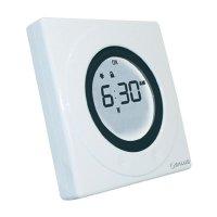 Spínací DCF hodiny na omítku Salus Controls, 116120, digitální, denní
