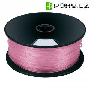 Náplň pro 3D tiskárnu Velleman , PLA3P1, 3 mm, 1 kg, růžová
