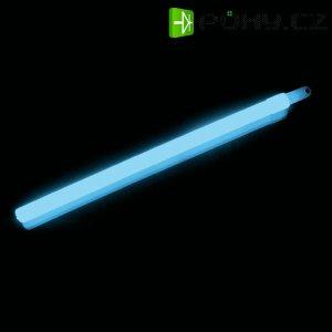 Neonová světelná tyčinka, 30 cm, světle modrá