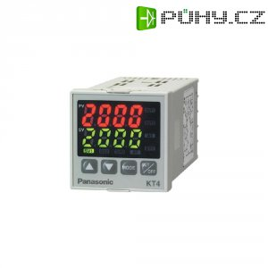 Panelový termostat Panasonic KT4, 250 V/AC/3 A