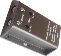 Konvertor nf signálu z reprovýstupu na zesilovač