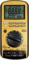 Multimetr VA588 s měřením izolačního odporu. Neměří izolační odpor.
