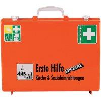 Kufřík první pomoci Söhngen 0360116, pro kostely a sociální zařízení