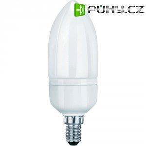 Úsporná žárovka svíčka SygonixE14, 7 W, teplá bílá