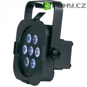 LED reflektor ADJ Flat PAR Tri, 1226100234, 21 W, barevná