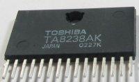 TA8238K - nf stereo zesilovač 2x7,3W, HZIP15