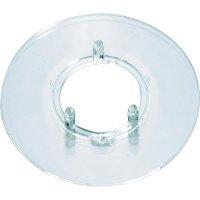 Kruhová stupnice bez označení OKW, vhodná pro knoflík Ø 40 mm, transparentní