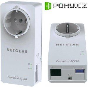 Adaptér Netgear AV+200 Powerline s USB XAUB2511