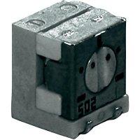 SMD trimr cermet TT Electro, ovl. boční, HC04, 2800587015, 50 Ω, 0,25 W, ± 20 %