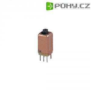 Filtrační tlumivka, 10 až 60 MHz, polypropylen;ferit, 8 x 7 x 25 mm, FM 1,1, černá