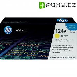 Toner do tiskárny HP Q6002A žlutý