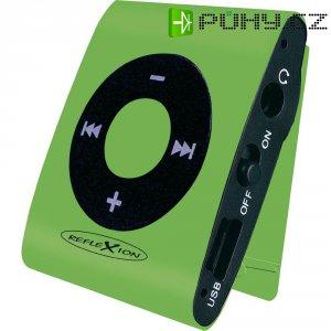 MP3 přehrávač Reflexion MP420, 4 GB, zelená