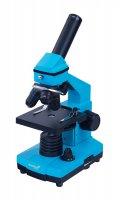 Mikroskop LEVENHUK RAINBOW 2L NG modrá