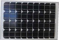 Fotovoltaický solární panel 12V/85W/4,71A monokrystalický