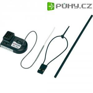 Přijímač Modelcraft RX-302, 2,4 GHz FHSS, 3 kanály, JR/Futaba