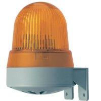 Bzučák s LED Werma 422.310.75, 120 x 91,5 x 82,5 mm, 24 V DC/AC, IP65, žlutá