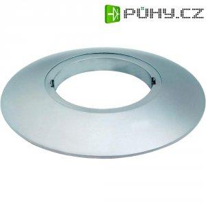 Okrasný kroužek kulatý pro UpDown Mini LED - chromově matný
