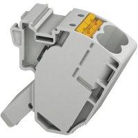 Svorka se snímací odbočkou Phoenix Contact AGK 10-PTPOWER (3260145), 18,5 mm, šedá
