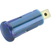 Kontrolka, modrá, 12 V, 0,7 W