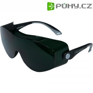 Svářečské brýle Ekastu Sekur Carina Klein Design 12799, tónované, zelená