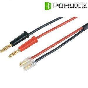 Napájecí kabel s bánanky 3,5 mm zástrčka/zástrčka Modelcraft, 250 mm, 2,5 mm²