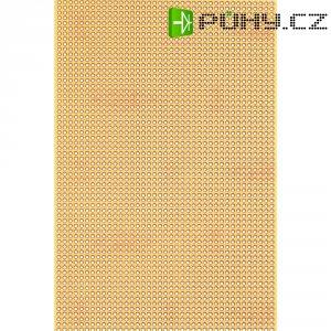Experimentální deska s pájecími body WR Rademacher VK C-815-5, 160 x 100 x 1,5 mm, HP