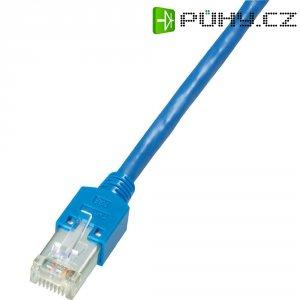 Dätwyler Patch kabel CAT 5 S/ UTP modrý 0,5 m