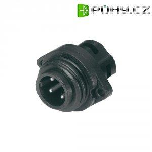Konektor Amphenol, C016 30C006 100 12, 10 A, zástrčka, 6pólový