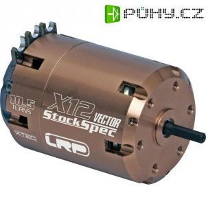 Elektromotor Brushless LRP Electronic Vector X12, 13,5 závitů, 21 960 ot./min