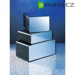 Univerzální pouzdro ocelové, (š x v x h) 200 x 70 x 150 mm, černá