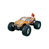 RC model Nitro Monstetruck Thunder Tiger MTA 4, 1:8, 4WD, RtR 2.4 GHz