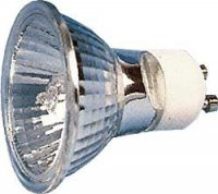 Žárovka dichroická GU10 50mm 230V/50W,