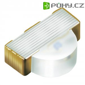 SMD LED speciální Everlight Opto, 12-215UYC/S530-A2/TR8, 20 mA, 2 V, 130 °, 49 mcd, žlutá