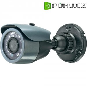 Venkovní kamera Sygonix 540 TVL, senzor 8,5 mm Sharp Hi-Resolution CCD, 12 VDC, 12 mm