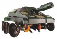 Stavebnice KSR8 Tank robot