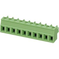 Konektor šroubový Phoenix Contact MC 1,5/ 6-ST-5,08 (1836118), AWG 28-16, 5,08 mm, zelený