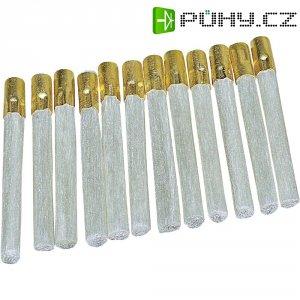 Náhradní skelné kartáčky pro prusnou tužku, Ø 4 mm, 12 ks