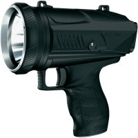 Akumulátorový ruční LED reflektor Walther SLP500 3.7048, černá