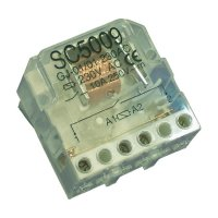 Impulzní spínač pro montáž do krabičky, 230 V, 10 A