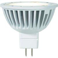 LED žárovka sygonix, GU5.3, 5 W, teplá bílá
