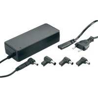Síťový adaptér pro notebooky Basetech BT-PS90W, 15 - 24 VDC, 90 W