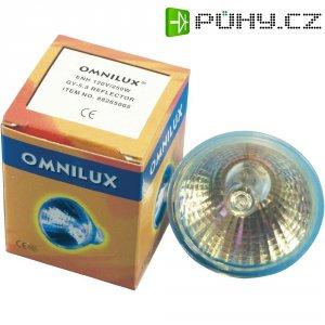 Žárovka Omnilux, 250 W, GY5.3, bílá