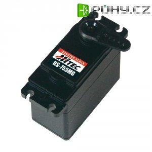Speciální servo Hitec HS-755MG , JR konektor