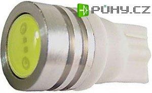 Žárovka LED T10 12V/1W bílá