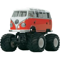 RC model EP Monstertruck Tamiya VW T1 Bus Wheelie, 1:12, 2WD, stavebnice