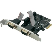PCI karta ⇒ 2x DSUB 9, Digitus DS-30000-1 DS-30000-1
