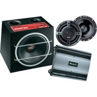 Hi-Fi sada do auta Mac Audio Xtreme 4000.2, 4 x 250 W