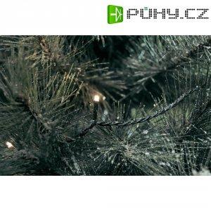 Venkovní mikro vánoční řetěz Konstsmide, 200 LED, teplá bílá