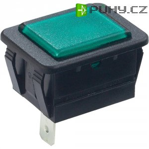 Kontrolní světlo - zelený