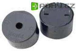 Piezoměnič, 93 dB 3 - 30 V/DC, 8 mA, 17,5 mm